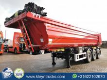 18TP110 TECNOKAR 32m3 semi-trailer used tipper