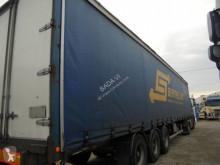 Metaco semi-trailer used tautliner