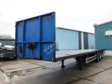 Semi remorque Pacton T3-001 WITH TWISTLOCKS (2x20FT + 1x 40FT / BPW AXLES / DRUM BRAKES) plateau occasion