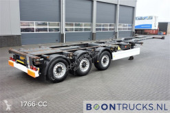 Krone SD semi-trailer used