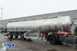 Maisonneuve oil/fuel tanker semi-trailer Maisonneuve HD 2000, 6 Kammern, 38m³, Treibstoff