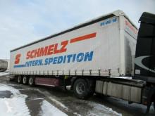 Semirremolque lona corredera (tautliner) Schmitz Cargobull S01 Gatdine, Edscha, SAF Scheibe, Reserve-Rad