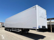 Hastrailer box semi-trailer