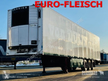 Schmitz Cargobull Tiefkühler Fleischhang Ladebordwand semi-trailer used insulated