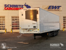 Semi remorque isotherme Schmitz Cargobull Tiefkühlkoffer Blumen