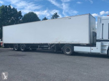 Semirimorchio General Trailers DX27VCFA furgone plywood / polyfond usato