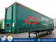 Pacton tautliner semi-trailer T3-001