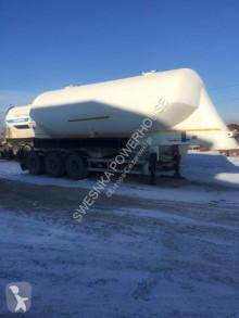 Kässbohrer tanker semi-trailer 35 m