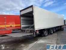 Schmitz Cargobull insulated semi-trailer gestuurde geisoleerde oplegger met 3T achterklep ON35BS