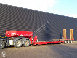 Goldhofer heavy equipment transport semi-trailer STZ-VLS4-45/80 / RAMPEN / HYDRAULISCH HEBE-BET