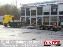 Semi remorque plateau Kässbohrer 3-Achs-Tiefbett 3x10 t