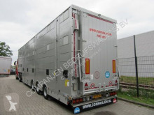 Naczepa do transportu bydła Pezzaioli SBA31U Pallet deur