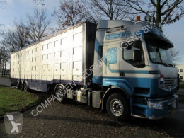 Michieletto 19ACDB semi-trailer used cattle