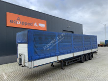 Semi Schmitz Cargobull SAF+Scheibebremsen, 2x Liftachse, alu Bordwände (80cm), NL-Auflieger, APK: 04/2021, 2x vorhanden