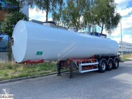 Semi remorque citerne Magyar Levensmiddelen 30000 Liter, 4 Compartments