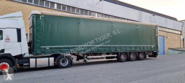 Semi reboque Lecitrailer 3E20 XL cortinas deslizantes (plcd) usado