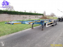 Semi remorque porte containers LAG 40-45 Container Transport