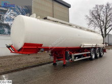 Trailor tanker semi-trailer Fuel 40113 Liter, 9 Compartments