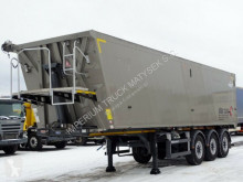 Feber INTER CARS 50 M3 / WEIGHT: 6100 KG / FLAP-DOORS/ semi-trailer used tipper