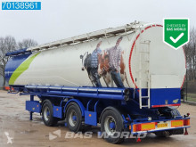 Semiremorca Welgro 97 WSL 43-32 28 Ton / 10 Comp / 2x Lenkachse cisternă second-hand