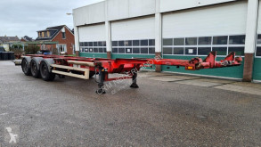 Van Hool container semi-trailer Container Chassis 40ft. / 30ft. / 2 x 20ft.