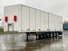 Schmitz Cargobull box semi-trailer Trockenfrachtkoffer Faltwand Faltwandtür links