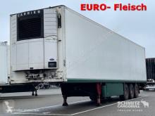 Sættevogn Schmitz Cargobull Tiefkühler Fleischhang Ladebordwand isoterm brugt