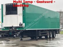 Návěs Schmitz Cargobull Tiefkühler Multitemp Ladebordwand izotermický použitý