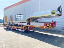 Heavy equipment transport semi-trailer FSML 2 B1 FSML 2 B1, mit Liftachse