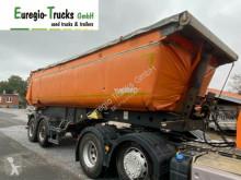 Schmitz Cargobull 2-achs Thermomulde/Halfpipe/Verdeck/ 24 cbm semi-trailer used tipper