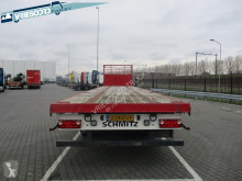 Pacton flatbed semi-trailer T3-009