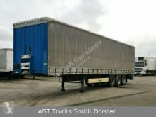 Trailer met huifzeil Krone SDP27 Profiliner Edscher XL