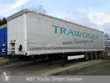 Krone tarp semi-trailer SDP27 Bordwand Edscher Code XL