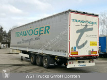 Trailer Krone SDP27 Bordwand Edscher Code XL tweedehands met huifzeil