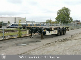 Krone chassis semi-trailer SD27 Trommelbremse 20/30/40/45 Box Liner