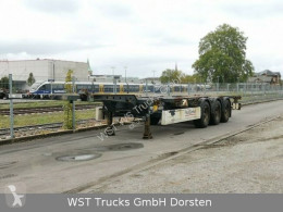 Semi reboque chassis Krone SD27 Trommelbremse 20/30/40/45 Box Liner