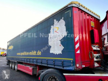 Sættevogn Krone SD Tautliner- BPW- Code XL- Palettenkasten-LIFT palletransport brugt