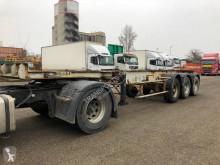 Sættevogn containervogn Fruehauf