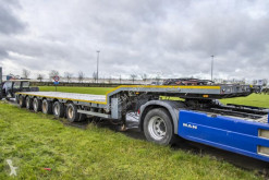 Nooteboom 88T+EXTENSIBLE 28M+ 6 ESSIEUX DIR./GELENKT/GESTUURD semi-trailer used heavy equipment transport