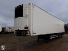 Chereau 03/10/2011 semi-trailer used multi temperature refrigerated