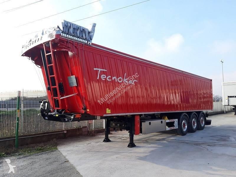 Ver as fotos Semi reboque TecnoKar Trailers Talento
