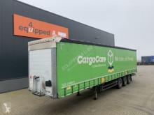 Semirremolque lonas deslizantes (PLFD) Schmitz Cargobull Scheibebremsen, Rungtasschen, galvanisiert, Code-XL, Huckepack, 5x vorhanden