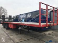 Полуремарке платформа DAF Oprij oplegger laadbruggen NW 20-32