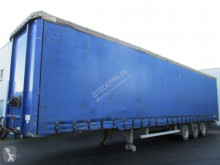 Naczepa firanka Pacton LXD 339 , 3 SAF Axle , Drum Brakes , Air Suspension