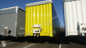 Krone Profi Liner semi-trailer used tautliner