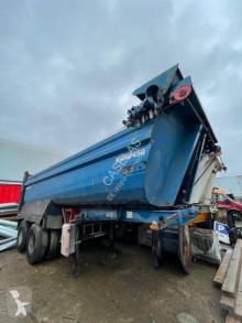 Galucho construction dump semi-trailer