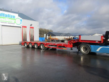 Faymonville Multimax extentable semi-trailer new heavy equipment transport