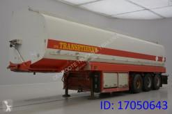Naczepa Stokota Tank 42000 liter cysterna używana