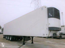 Carrier semi-trailer used refrigerated