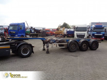 Renders container semi-trailer Euro 800 + + Extendable